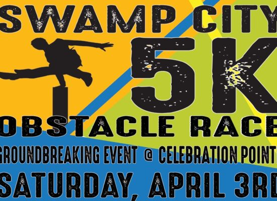 Swamp City 5K Obstacle Course THIS WEEKEND!!