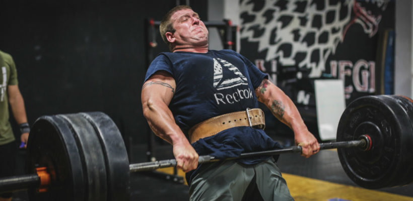 Modifications: The secret to keeping yourself strong during CrossFit workouts
