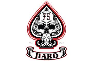 hard 75 logo