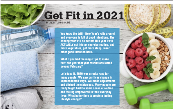Get Fit in 2021