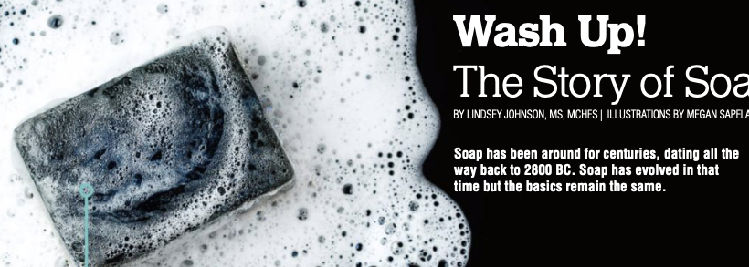 Wash Up! The Story of Soap