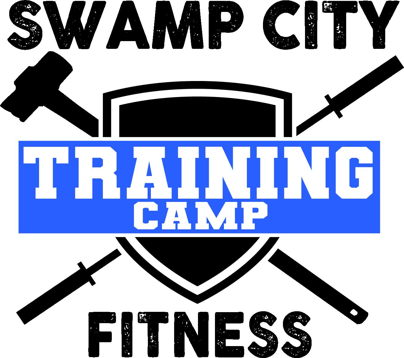 Logo for SCF training camp